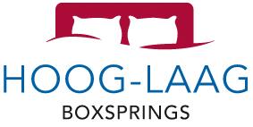 HOOG-LAAG BOXSPRING logo