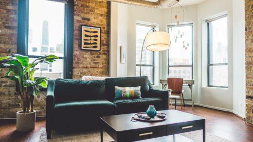ruimte besparen klein appartement