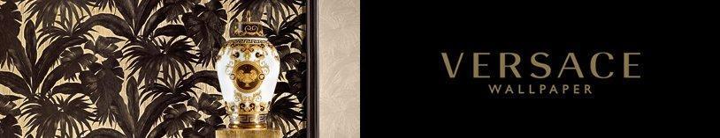 Wanden stijlvol opfrissen? Ga voor Versace-behang!