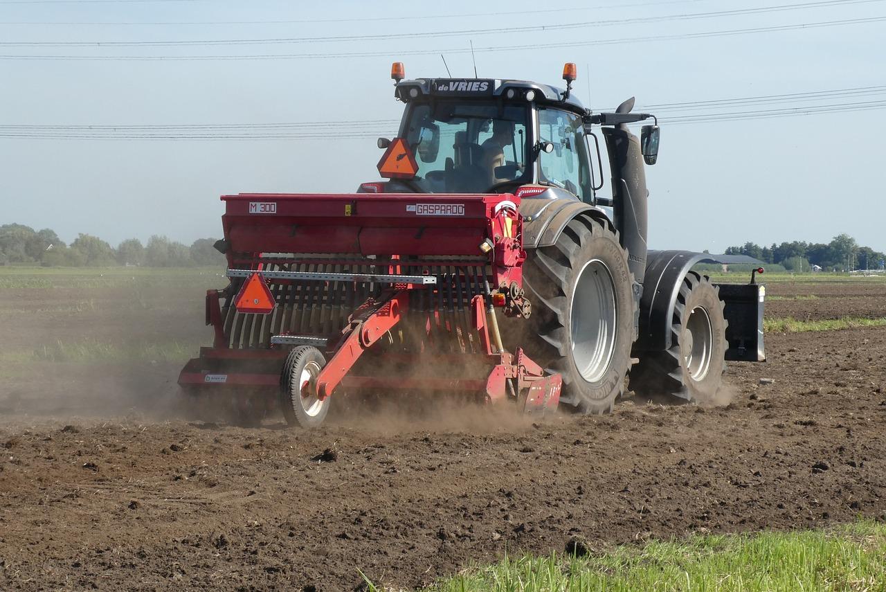 Een tractor kopen