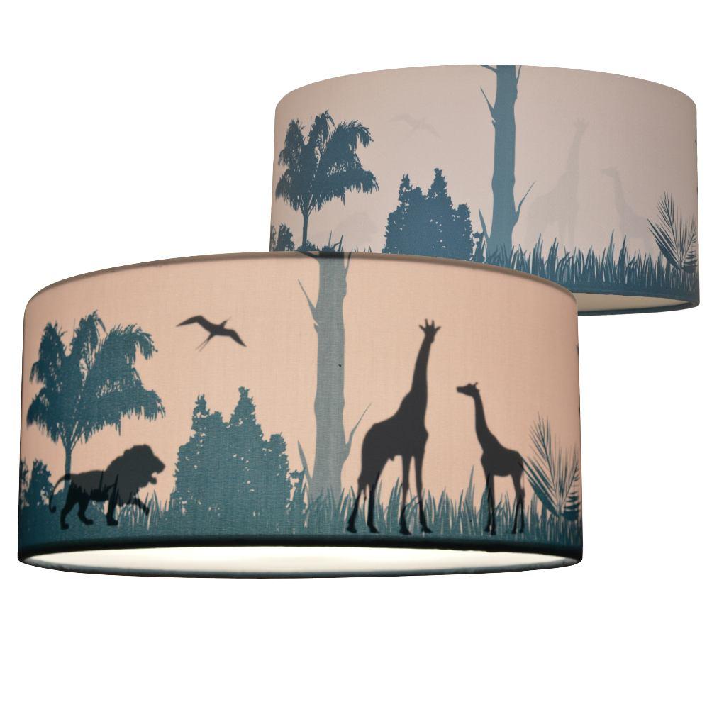 BIJLAGEDETAILS safari-lamp-plafondlamp-silhouet-voor