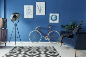 Wanddecoratie hal
